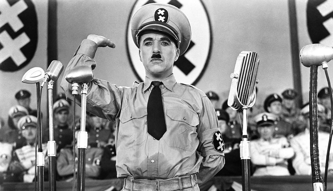 10 películas clave de Charlie Chaplin - The Great Dictator (El gran dictador)(1940)