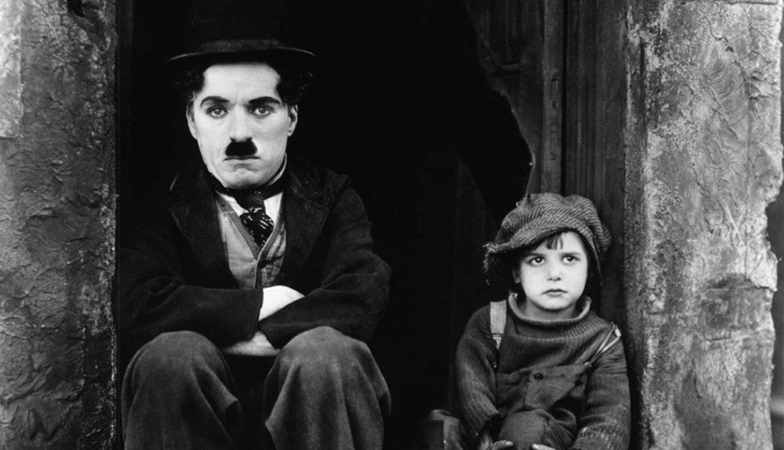 10 películas clave de Charlie Chaplin - The Kid (El chico) (1921)