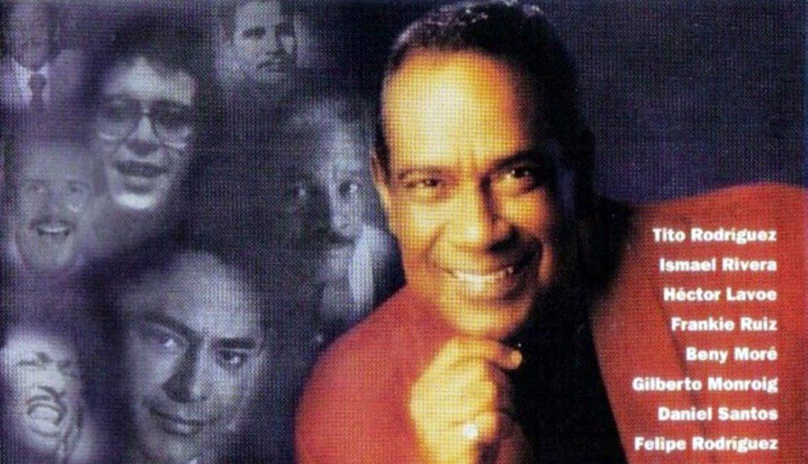 Una Voz Mil Recuerdos (1999) - 10 álbumes imprescindibles de Cheo Feliciano