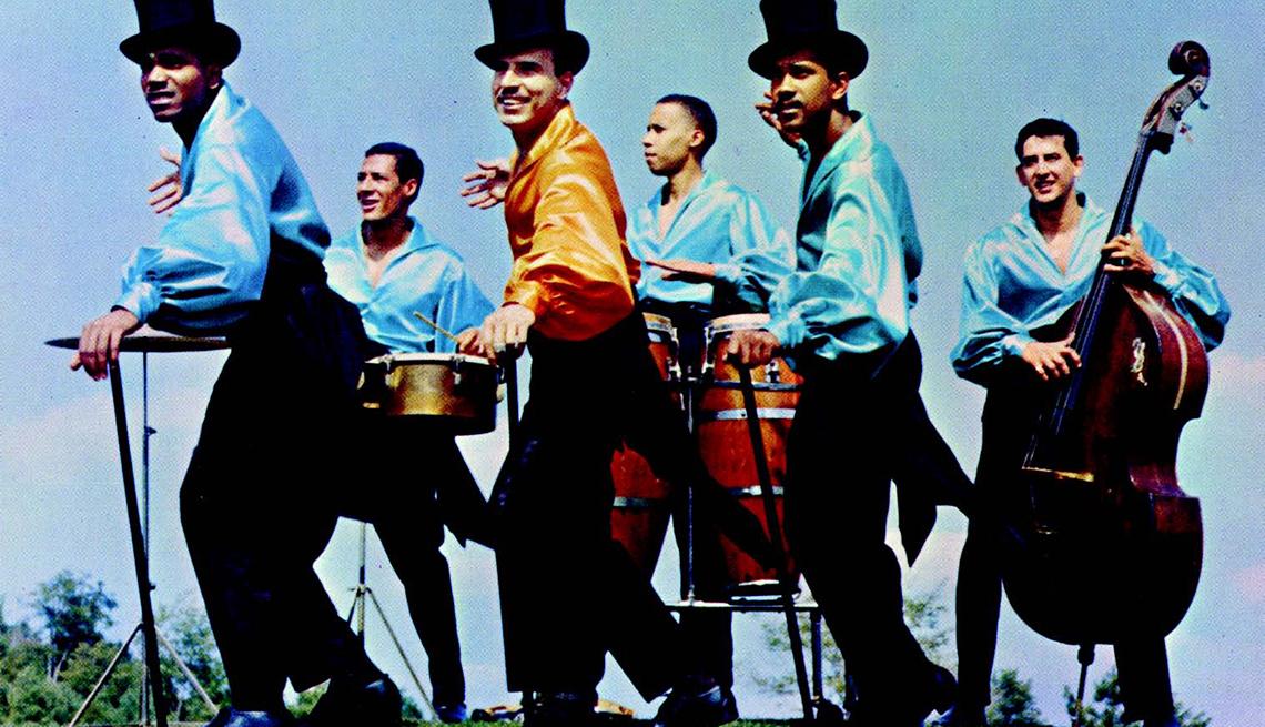 Joe Cuba con su sexteto: Diggin' The Most (1964)