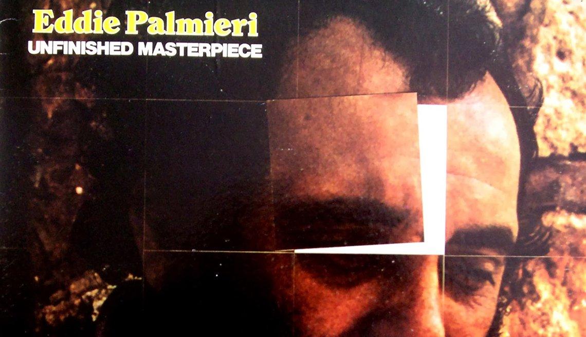 10 discos que han marcado la carrera de Eddie Palmieri - Portada del álbum Unfinished Masterpiece (1975)