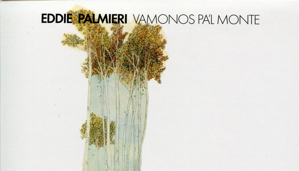 10 discos que han marcado la carrera de Eddie Palmieri - Portada del álbum Vámonos pa'l monte (1971)