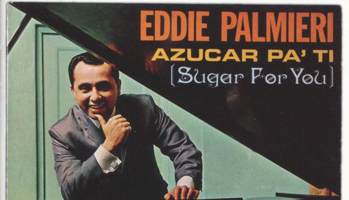 10 discos que han marcado la carrera de Eddie Palmieri - Portada del álbum Azúcar pa'ti (1965)