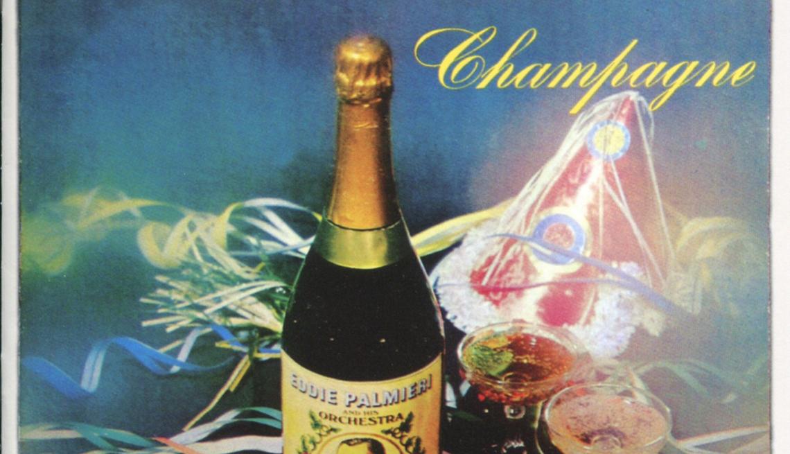 10 discos que han marcado la carrera de Eddie Palmieri - Portada del álbum Champagne (1968)