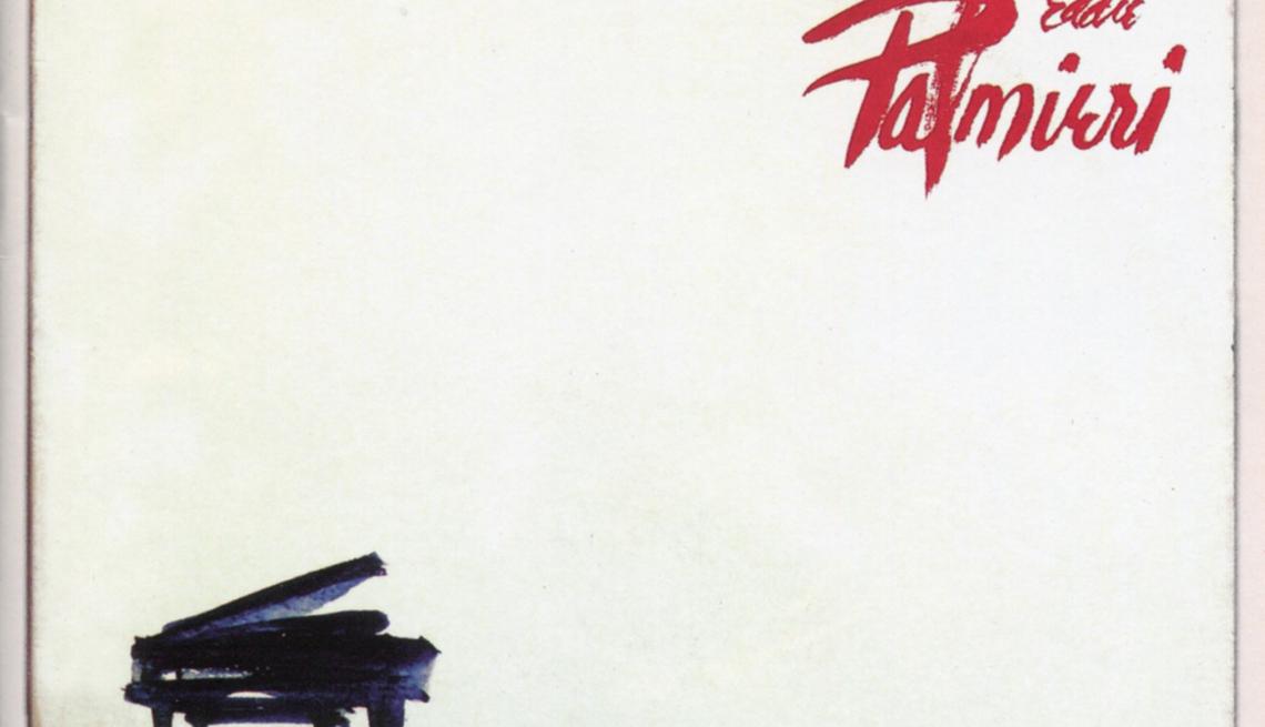 10 discos que han marcado la carrera de Eddie Palmieri - Portada del álbum Eddie Palmieri (1982)