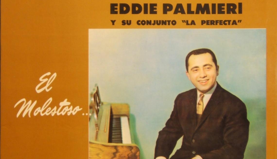 10 discos que han marcado la carrera de Eddie Palmieri - Portada del álbum El molestoso (1963)