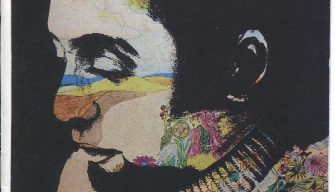 10 discos que han marcado la carrera de Eddie Palmieri - Portada del álbum Superimposition (1970)