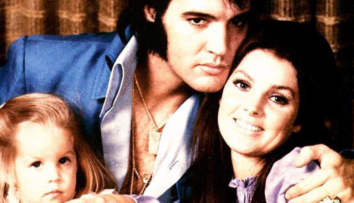 Grandes hitos en la vida y carrera de Elvis Presley - con su hija Lisa Marie Presley