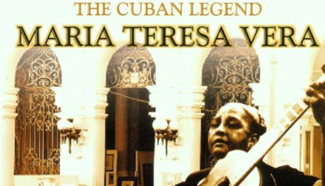 item 2 of Gallery image - Joyas de la música cubana - María Teresa Vera: 'Veinte años'