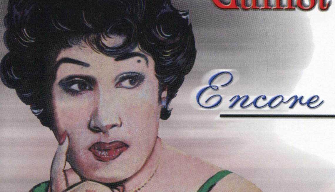item 23 of Gallery image - Joyas de la música cubana - Olga Guillot: 'Lluvia gris'
