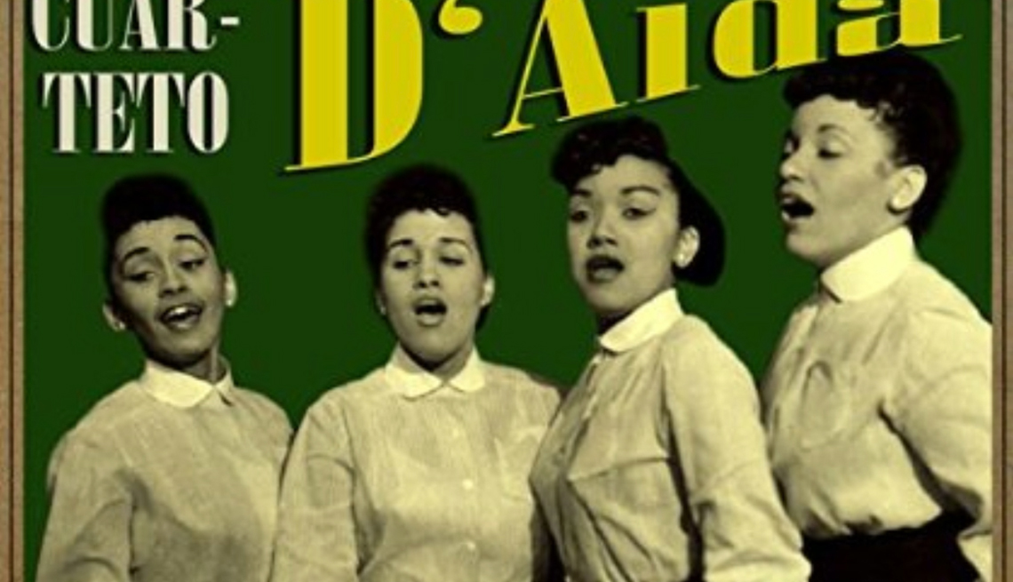 item 18 of Gallery image - Joyas de la música cubana - Cuarteto D'Aida: 'Yenyere cumae/El bombón de Elena'