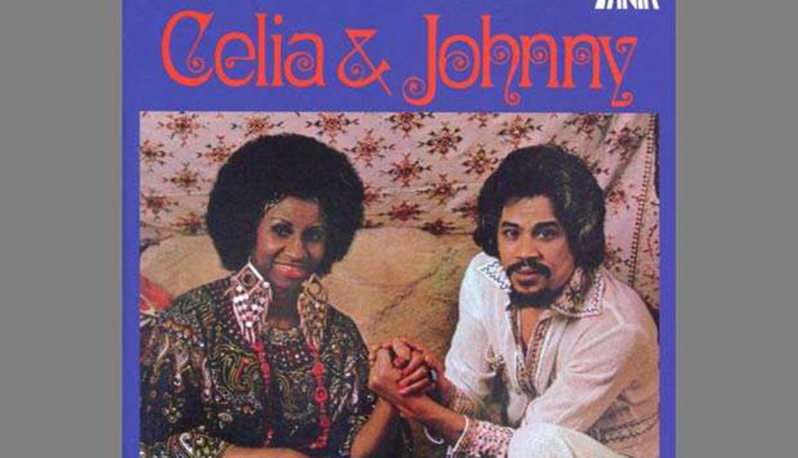 item 6 of Gallery image - 10 discos indispensables de Johnny Pacheco - Celia & Johnny (1974)