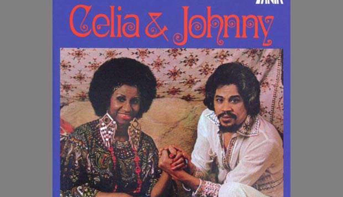 item 6 of Gallery image - 10 discos indispensables de Johnny Pacheco - Celia & Johnny (1974)