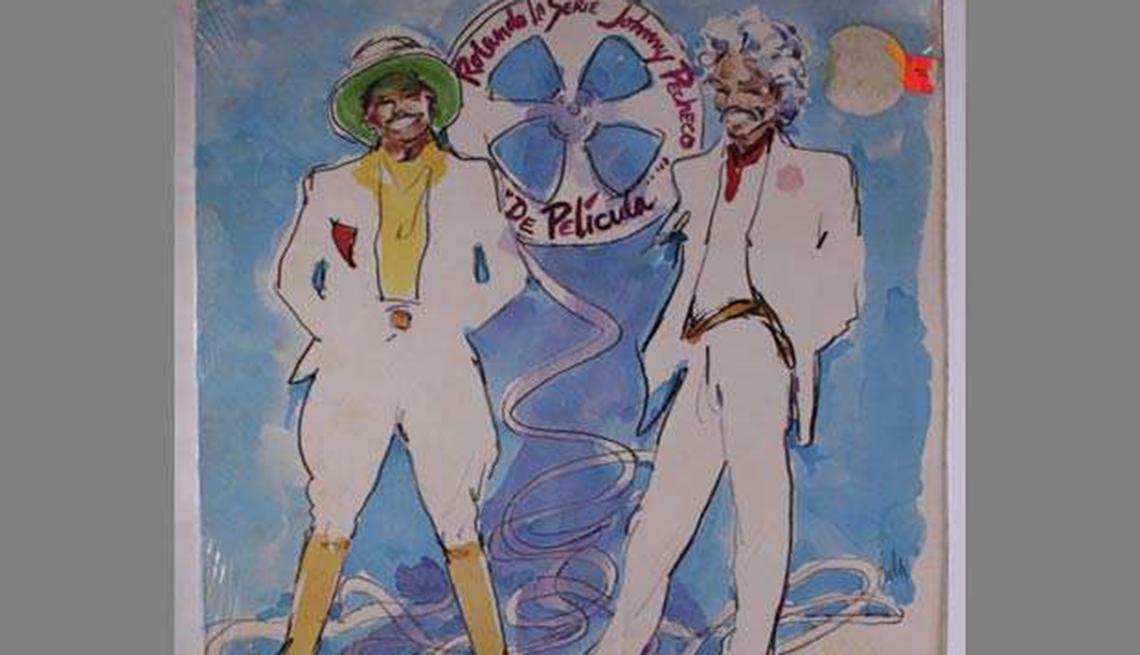 item 10 of Gallery image - 10 discos indispensables de Johnny Pacheco - De película (1982)
