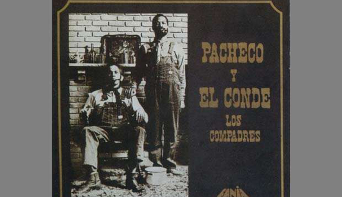 item 3 of Gallery image - 10 discos indispensables de Johnny Pacheco - Los compadres (1971)
