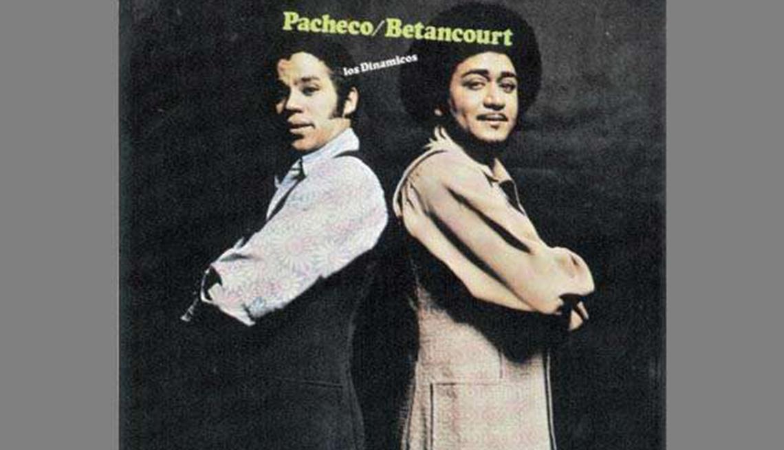 item 4 of Gallery image - 10 discos indispensables de Johnny Pacheco - Los dinámicos (1971)