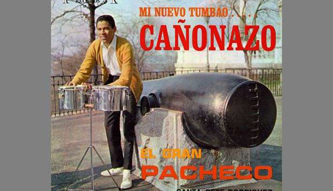 item 2 of Gallery image - 10 discos indispensables de Johnny Pacheco - Cañonazo (1964)