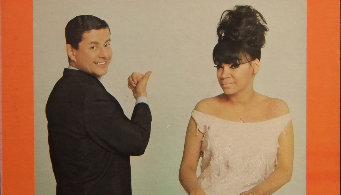 La Lupe: Tito Puente Swings, The Exciting Lupe Sings