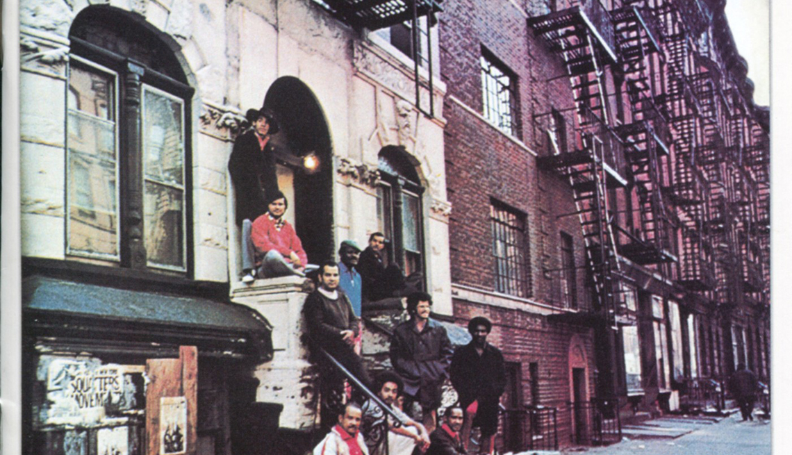 10 discos clave de La Sonora Ponceña, portada del disco Desde Puerto Rico a Nueva York (1972)