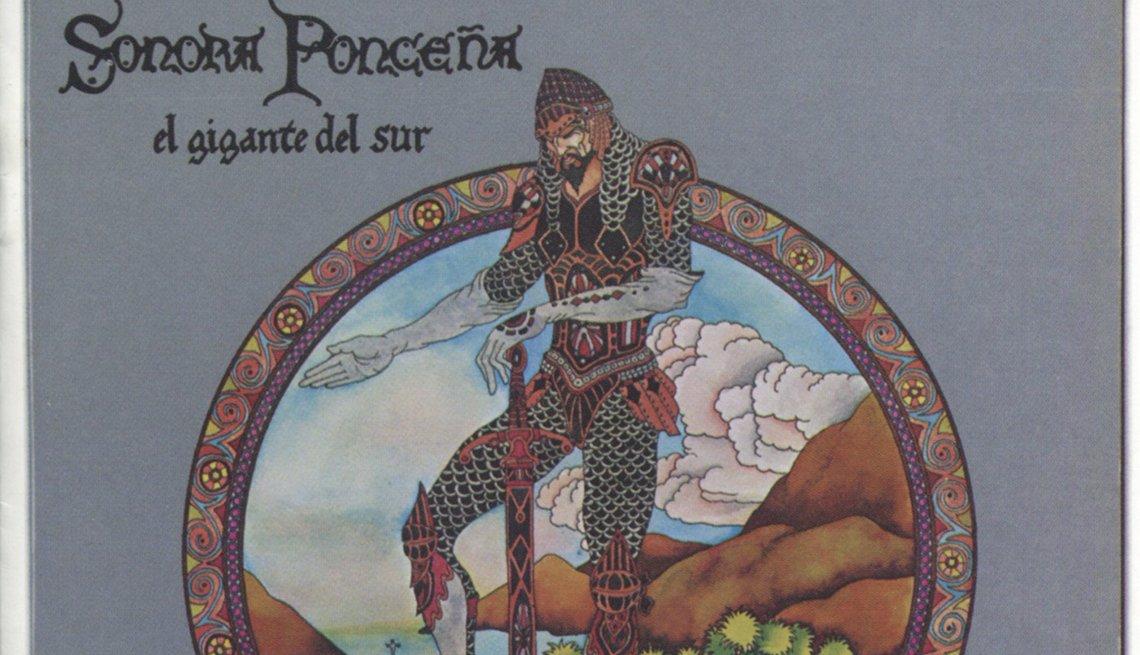 10 discos clave de La Sonora Ponceña, portada del disco El gigante del sur (1977)