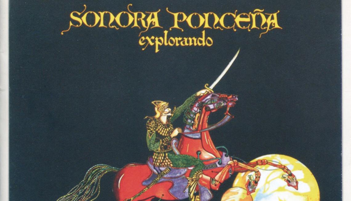 10 discos clave de La Sonora Ponceña, portada del disco Explorando (1978)