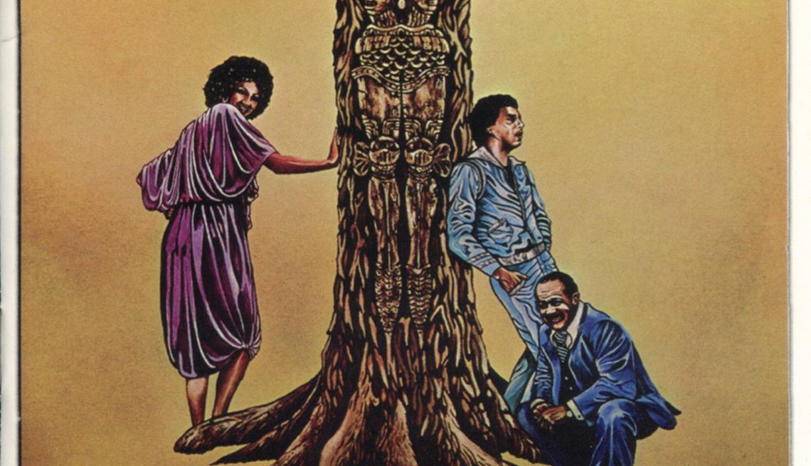 10 discos clave de La Sonora Ponceña, portada del disco La Ceiba (1979)
