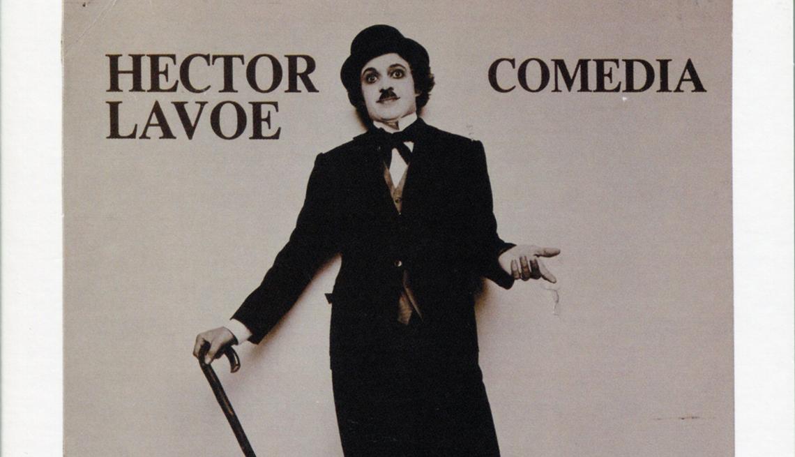 Carátula del disco de Willie Colón y Héctor Lavoe 'Comedia'