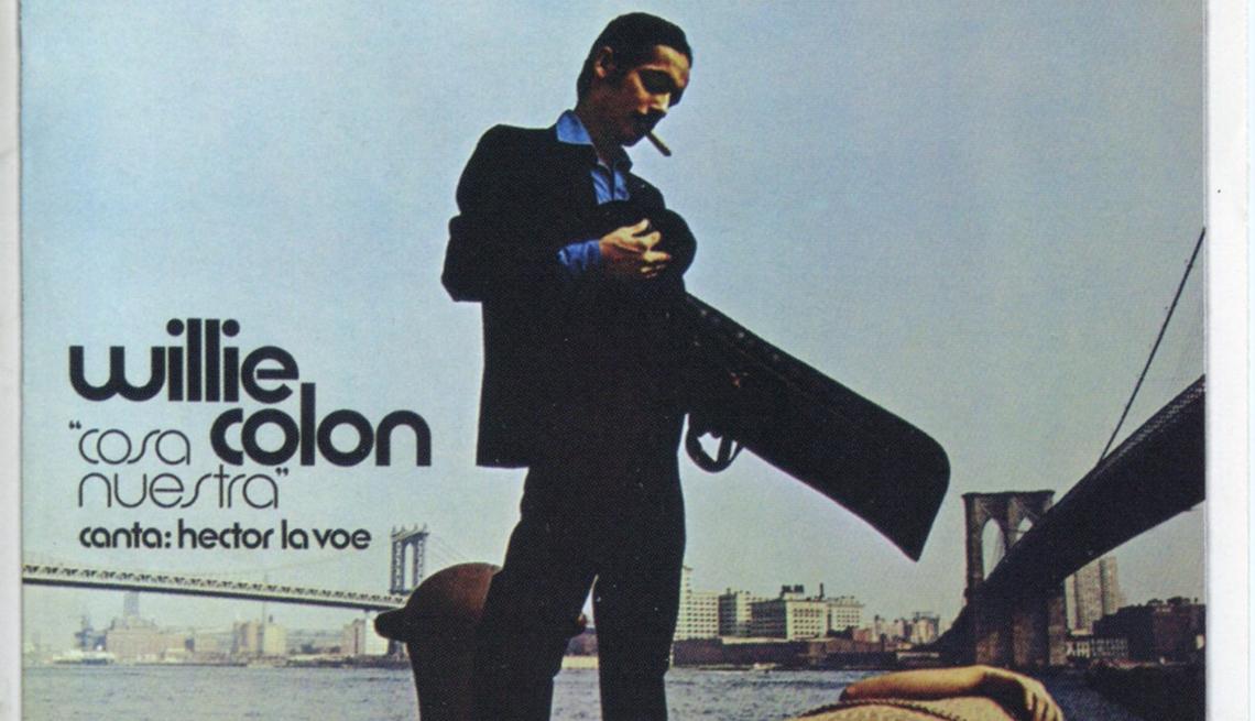Carátula del disco de Willie Colón y Héctor Lavoe 'Cosa nuestra'