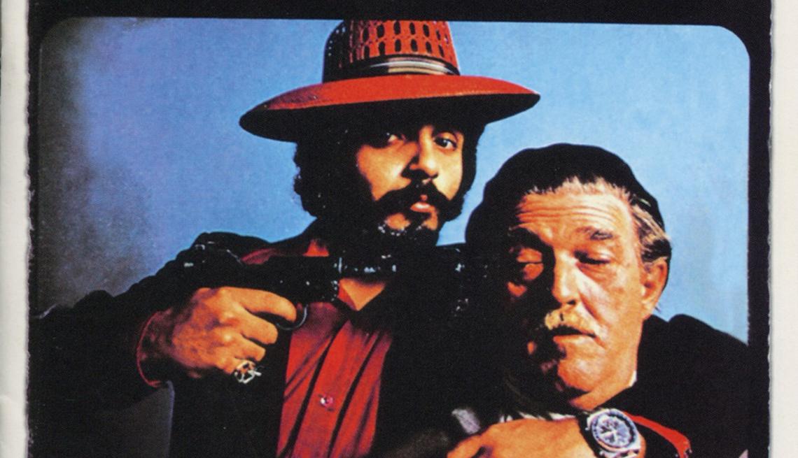 Carátula del disco de Willie Colón y Héctor Lavoe 'Lo Mato'
