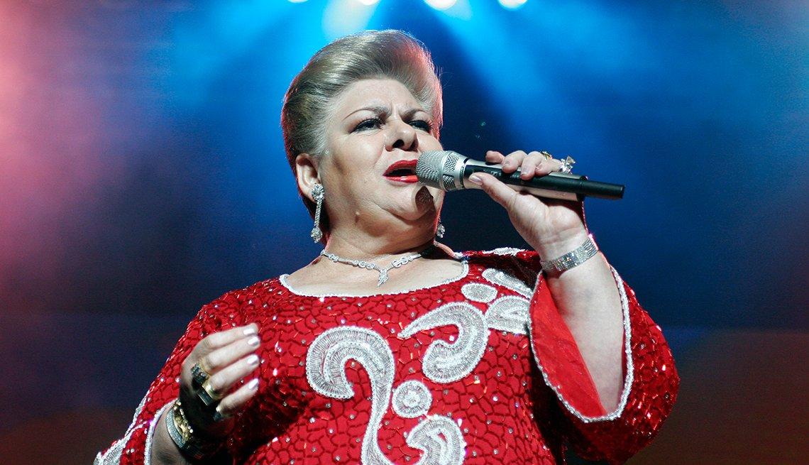 Paquita la del Barrio - 10 Clásicos de la música regional mexicana