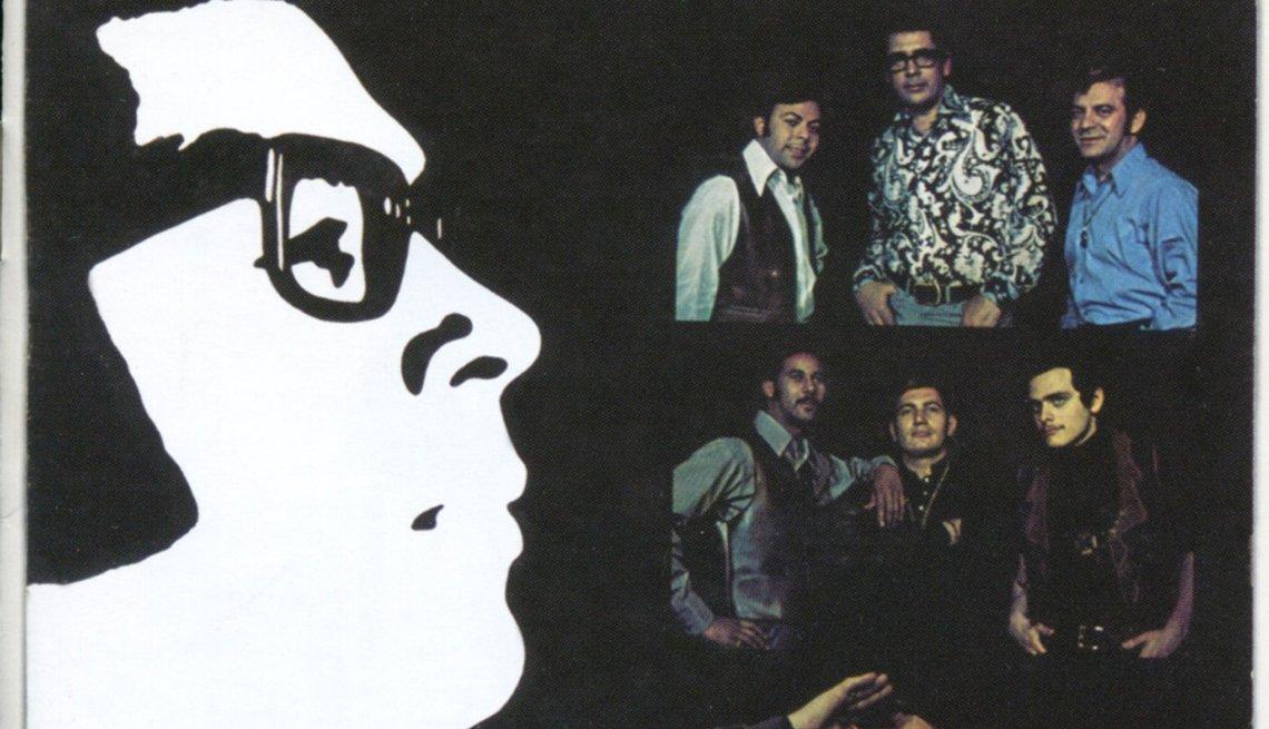Discos clásicos de Ray Barretto. Portada de Together (1970)