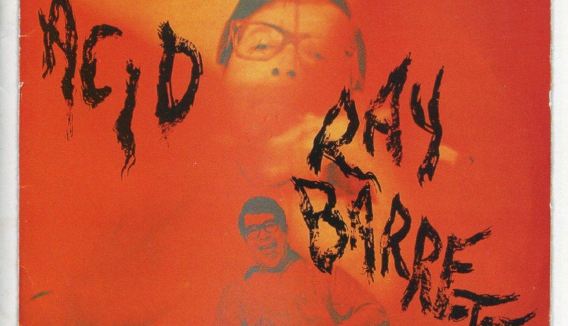 Discos clásicos de Ray Barretto. Portada de Acid (1968)