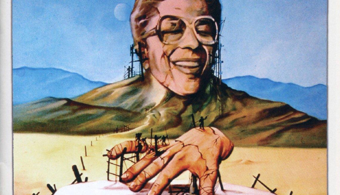 Discos clásicos de Ray Barretto. Portada de Rican/Struction (1979)