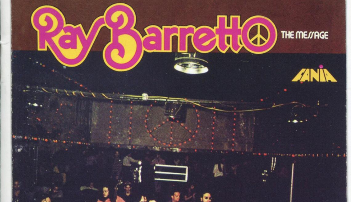 item 5 of Gallery image - Discos clásicos de Ray Barretto. Portada de The Message (1971)