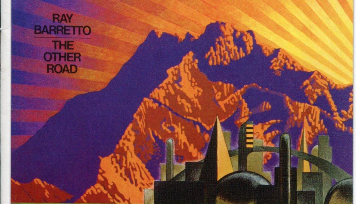 Discos clásicos de Ray Barretto. Portada de The Other Road (1973)