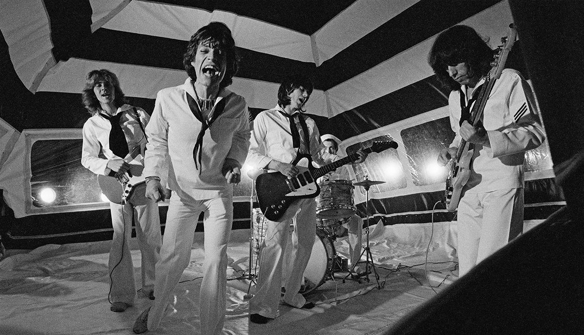 Rolling Stones 50th Anniversary Tour