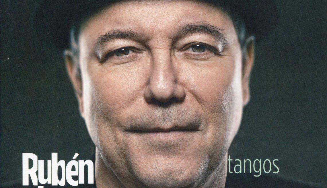 10 discos indispensables de Rubén Blades - Portada del disco Tangos (2014)