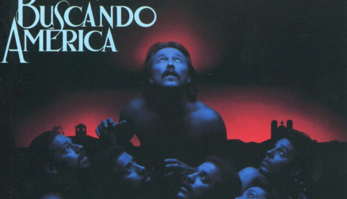 10 discos indispensables de Rubén Blades - Portada del disco Buscando América (1984)