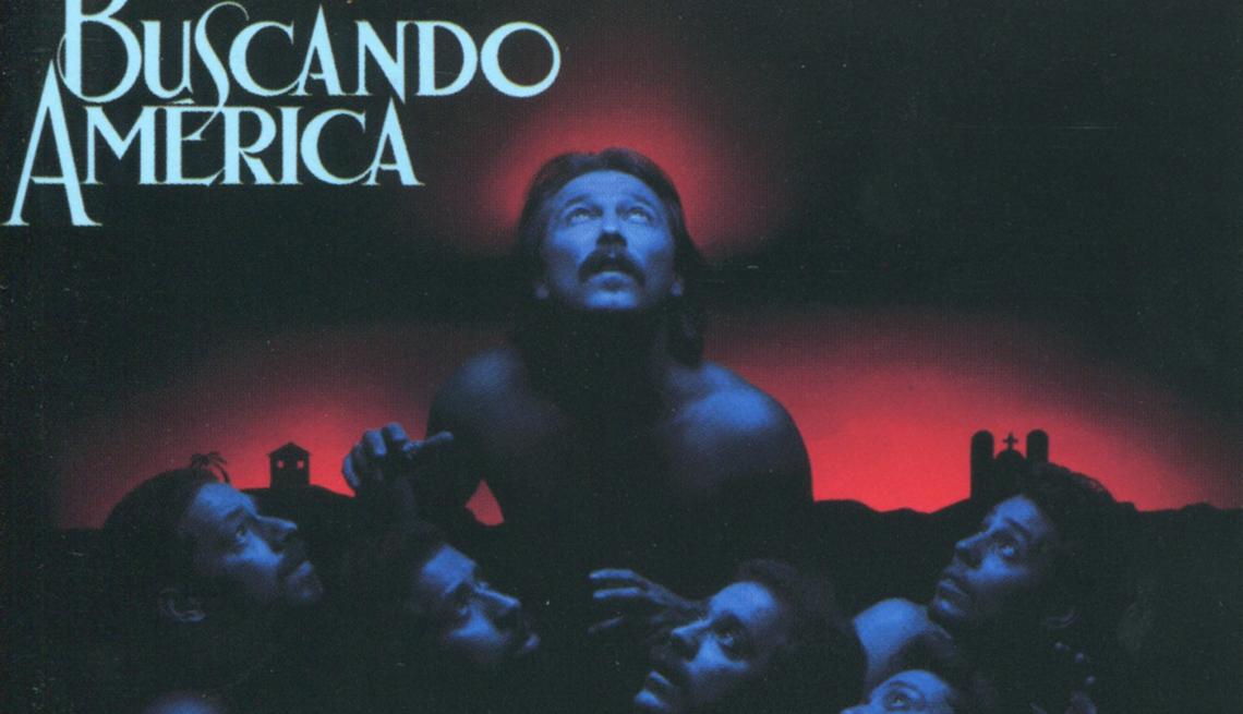 item 5 of Gallery image - 10 discos indispensables de Rubén Blades - Portada del disco Buscando América (1984)