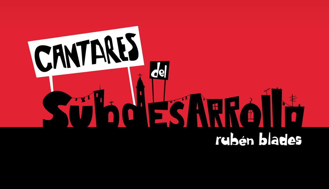 item 9 of Gallery image - 10 discos indispensables de Rubén Blades - Portada del disco Cantares del Subdesarrollo (2009)