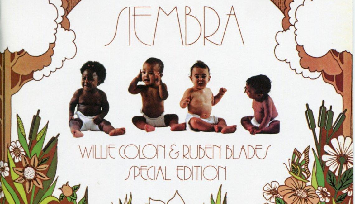 10 discos indispensables de Rubén Blades - Portada del disco Siembra (1978)