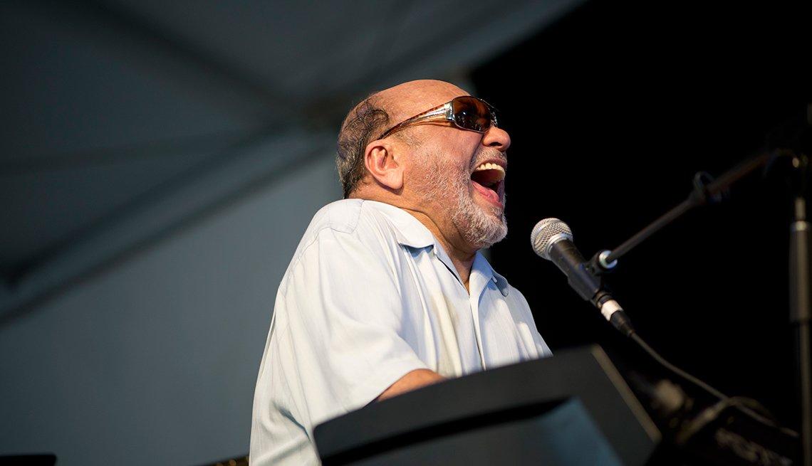 Eddie Palmieri - Grandes del jazz latino