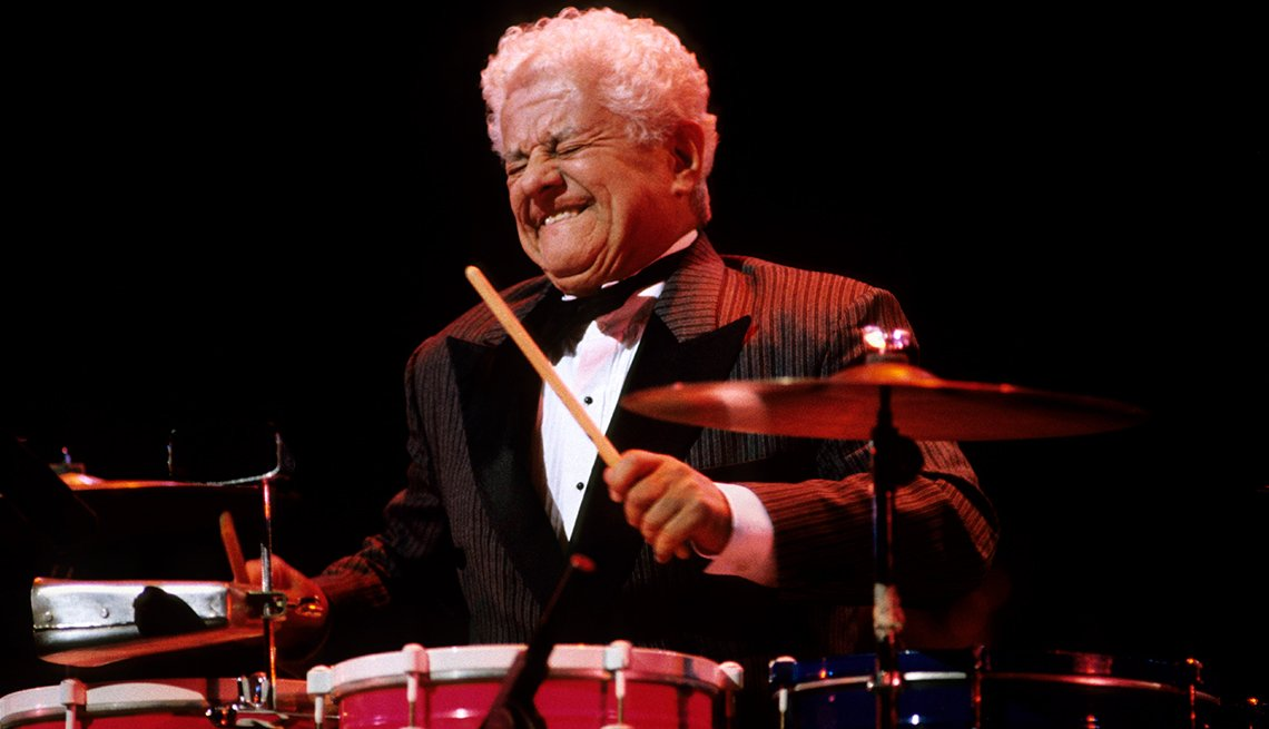 Tito Puente - Grandes del jazz latino