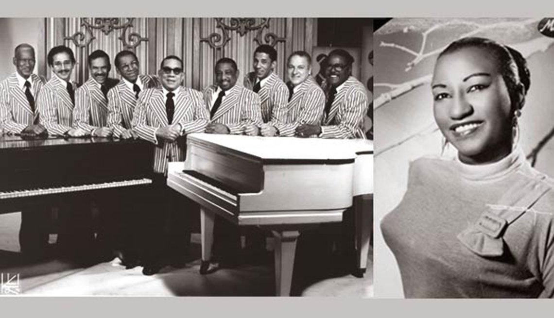 Joyas de la música cubana - La sonora matacera y Celia Cruz