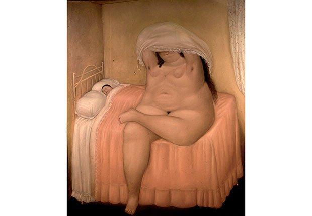 Botero: Lovers - Cuadros de artistas famosos que celebran el amor