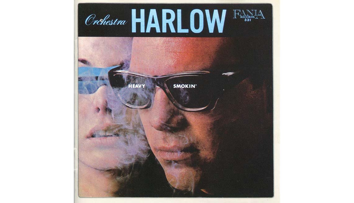 Heavy Smokin - Discos de Larry Harlow