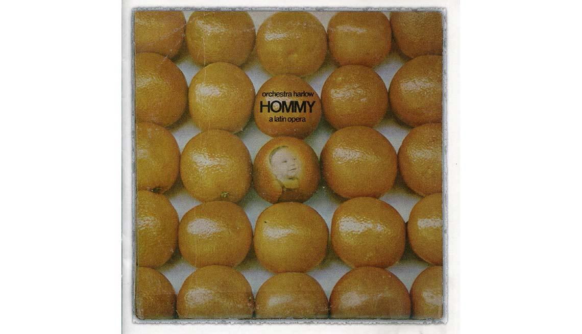 item 5 of Gallery image - Hommy - Discos de Larry Harlow