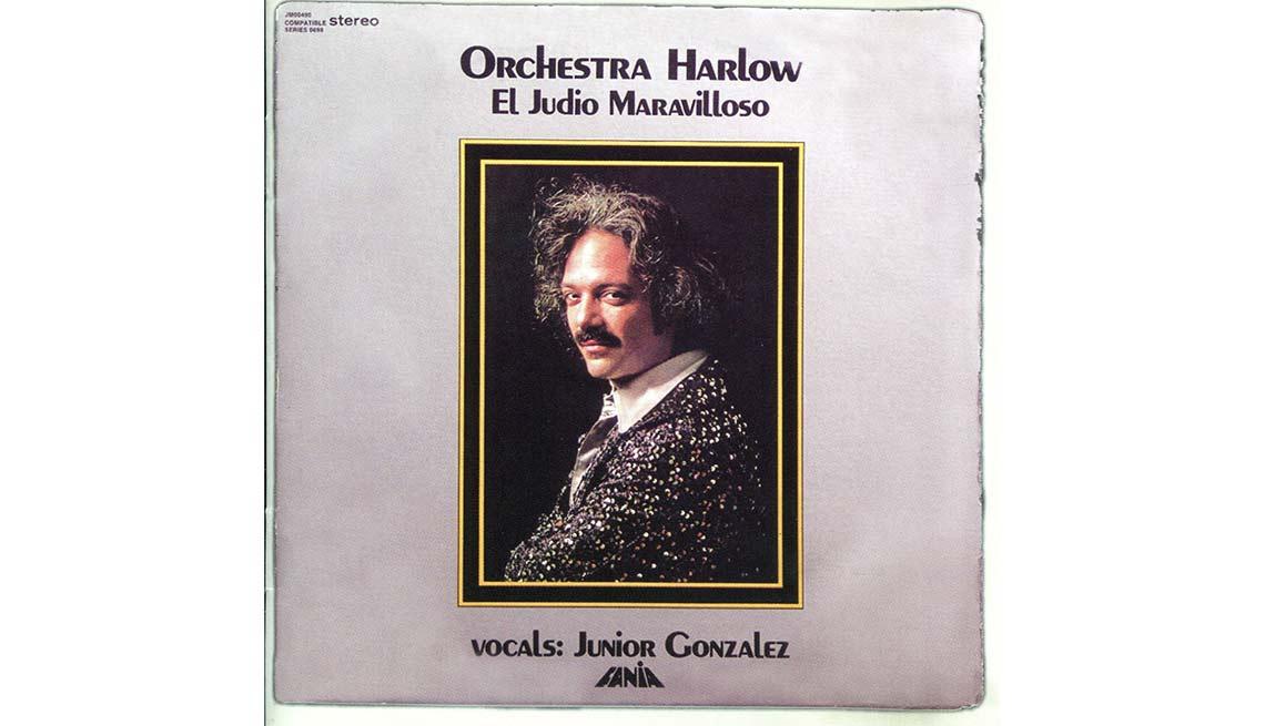 item 7 of Gallery image - El Judio Maravilloso - Discos de Larry Harlow
