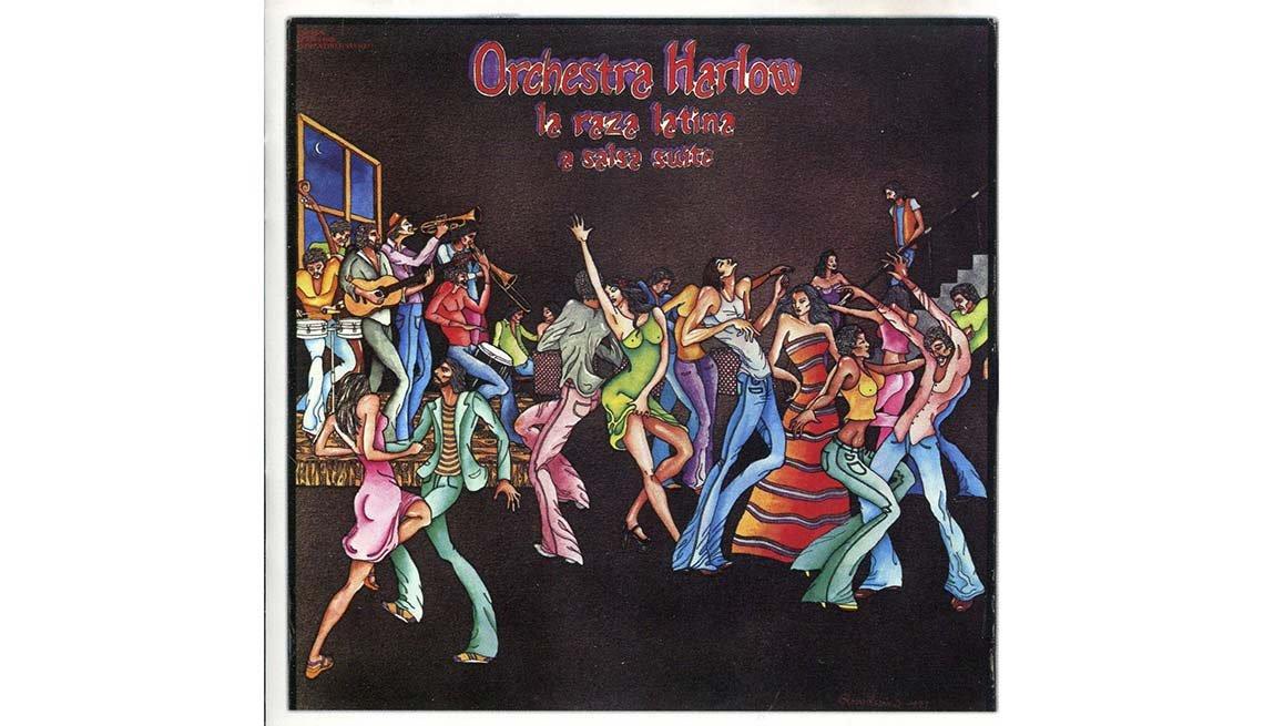 La Raza Latina - Discos de Larry Harlow
