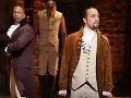 Lin-Manuel Miranda en una escena de 'Hamilton', musical ganador del Premio Pulitzer.